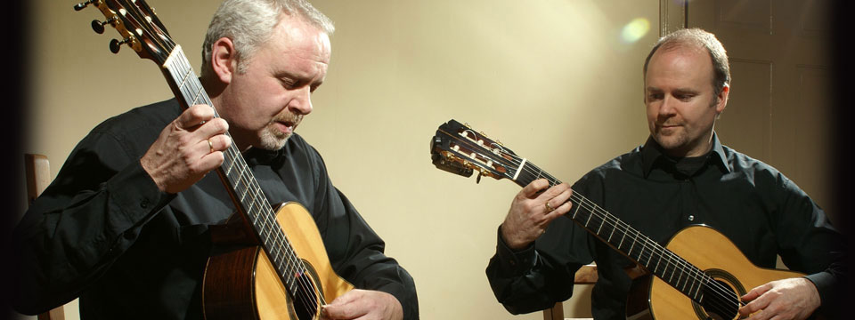 hire a classical guitar duo