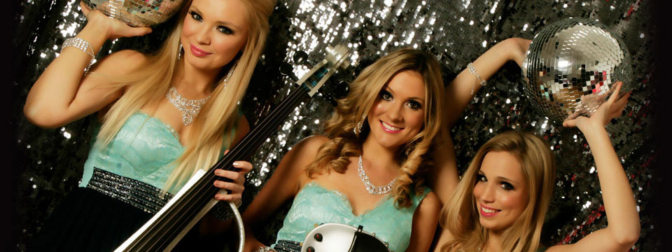 electric string quartet for event