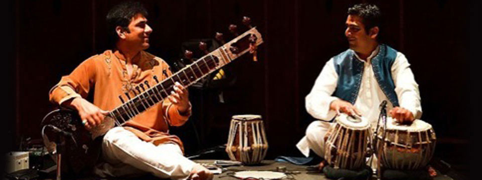 sitar and tabla duo for wedding