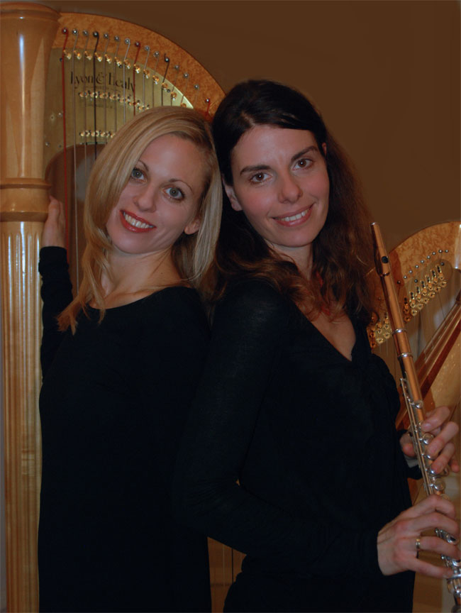 The London Harp & Flute Duo - Flute & Harp Duo