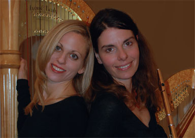 The London Harp & Flute Duo picture