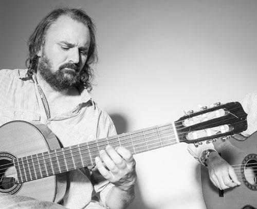 The Bristol Spanish Guitarist - Spanish Guitarist