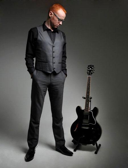 Tom Davis - Jazz/Blues Guitarist