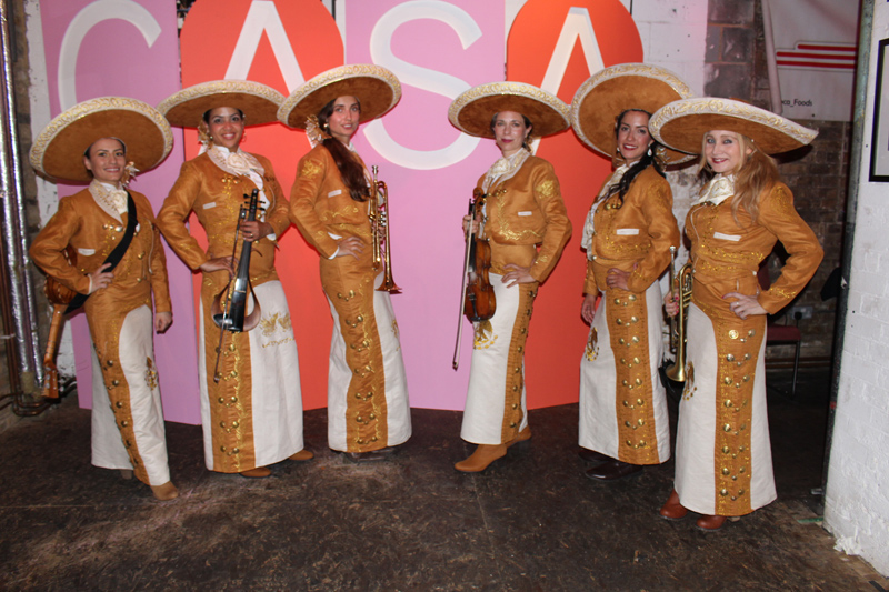 The Mariachi Girls - Female Mariachi Band