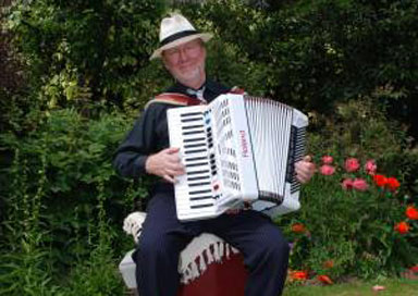 Harry Barnwell - Accordionist
