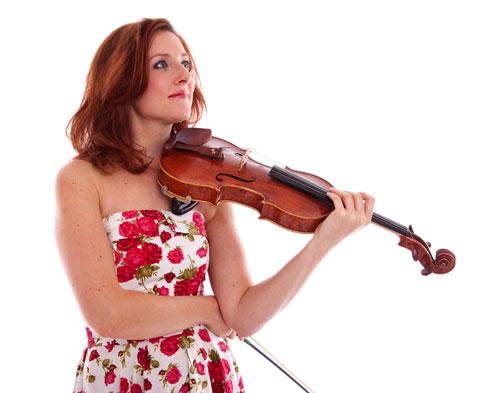 Nadia Kopla - Solo Electric / Acoustic Violinist