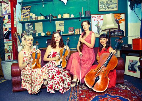 Vintage Strings - Vintage String Quartet