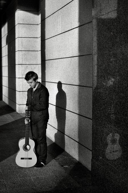 James Brooks - Flamenco & Classical Guitarist
