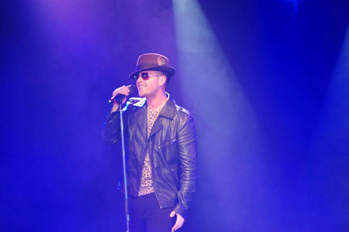 Olly Murs & Bruno Mars Tribute - Tribute Act