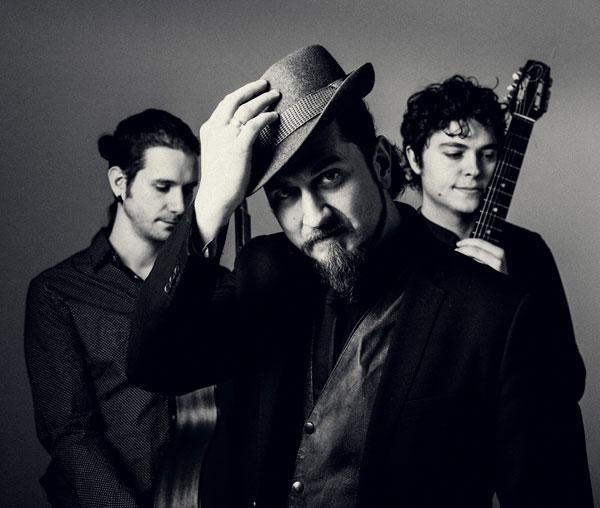 The Swing Dynamos - Gypsy Swing Duo / Group