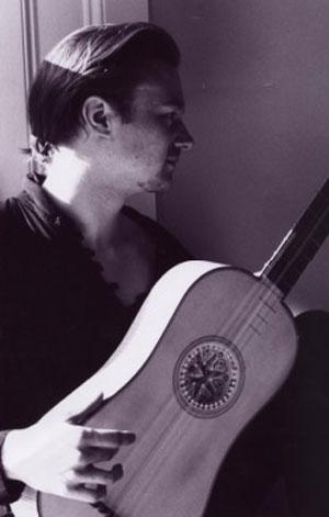 Jonathan Atkins - Lute Player & Classical Guitarist