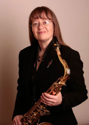 Ali Silver - Saxophonist