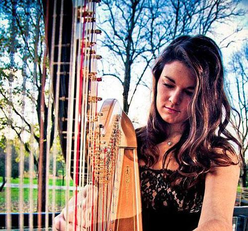 Emma Norris - Harpist