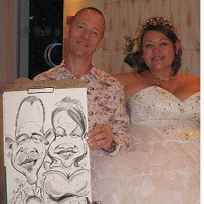 Patrick Court - Caricaturist