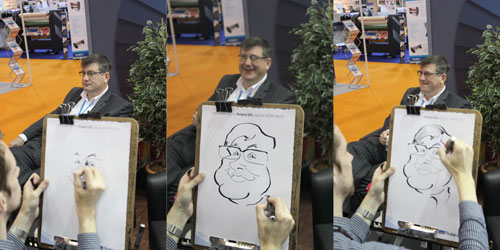 The Birmingham Caricaturist - Caricaturist