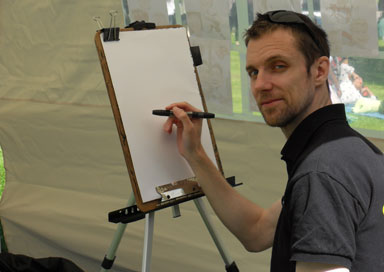 The Birmingham Caricaturist picture