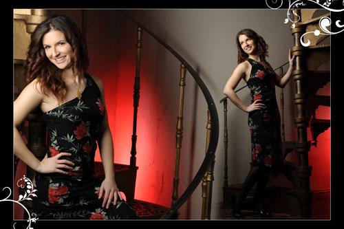 Erica Morone - Harpist
