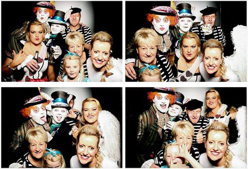 The Mini Photo Booth - Photo Booth