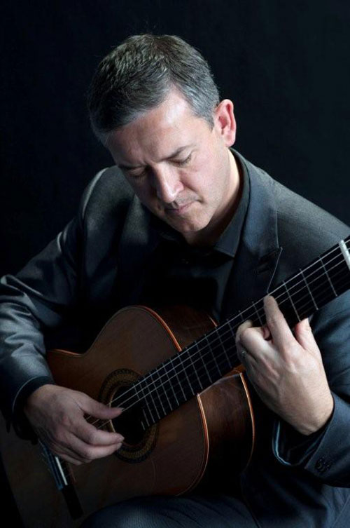 Gary Ryan - Classical Guitarist - Concert Bookings Only