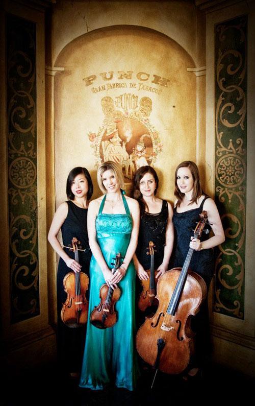 The Hearth Strings - String Quartet/Trio