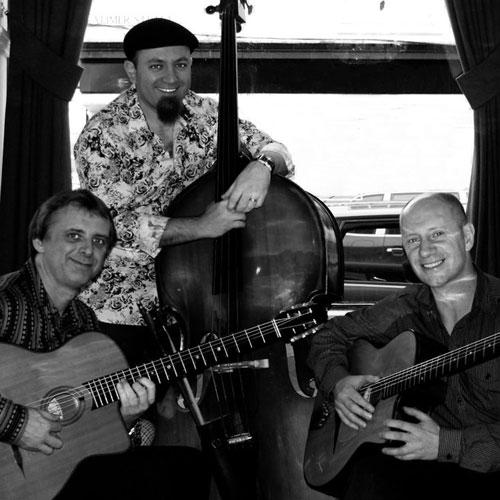 Masuno Swing - Gypsy Swing Trio