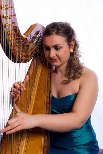 Emma Spencer - Harpist