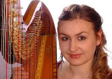 Emma Spencer - Harpist