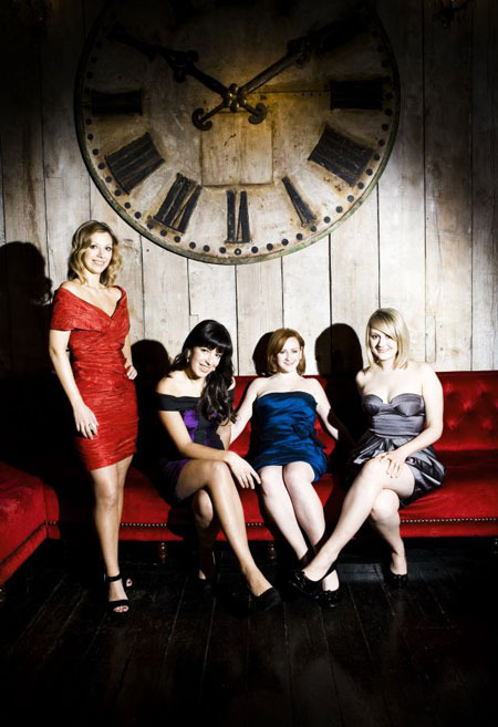 The Divas - String Quartet