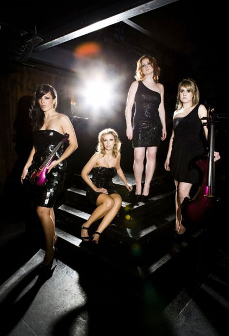 The Divas - String Quartet