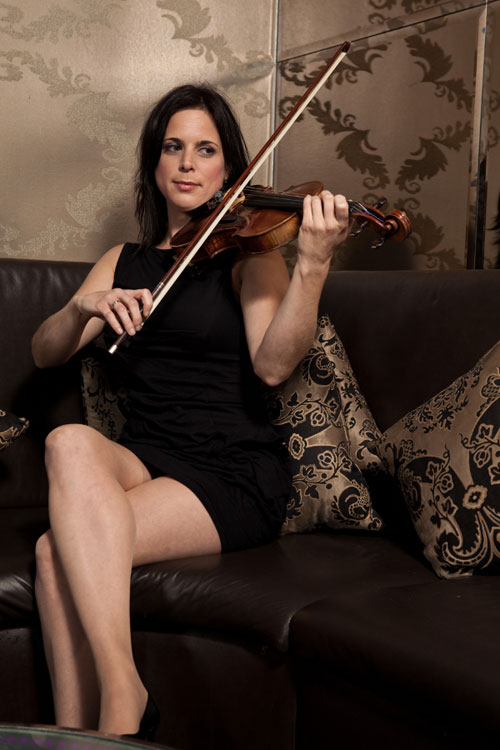 Louise Price - Electric Violinist