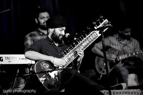 Javi Singh - Sitar & Tabla Duo