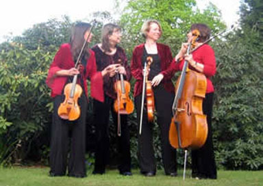 The Essex String Quartet - String Quartet