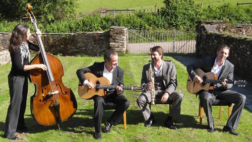 The Cornish Swing Group - Gypsy Swing Group