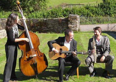 The Cornish Swing Group - Gypsy Swing Group