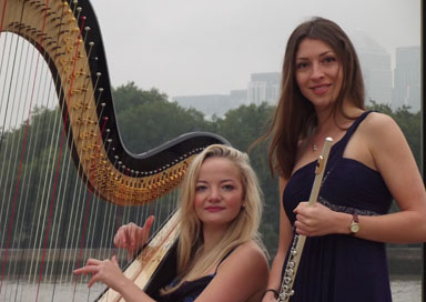 Duo Fantasy - Flute and Harp Duo