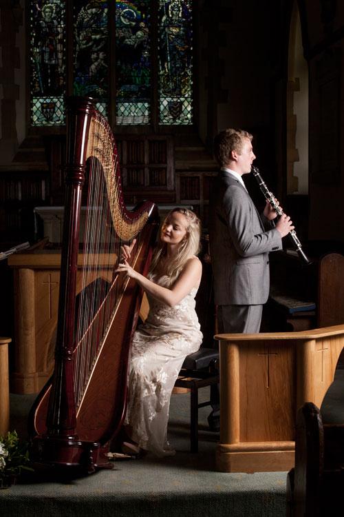 Duo Claret - Clarinet and Harp Duo