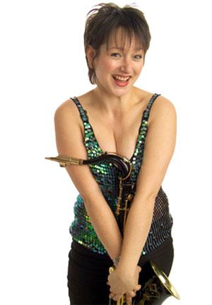 Linda Ball - Saxophonist & Clarinetist