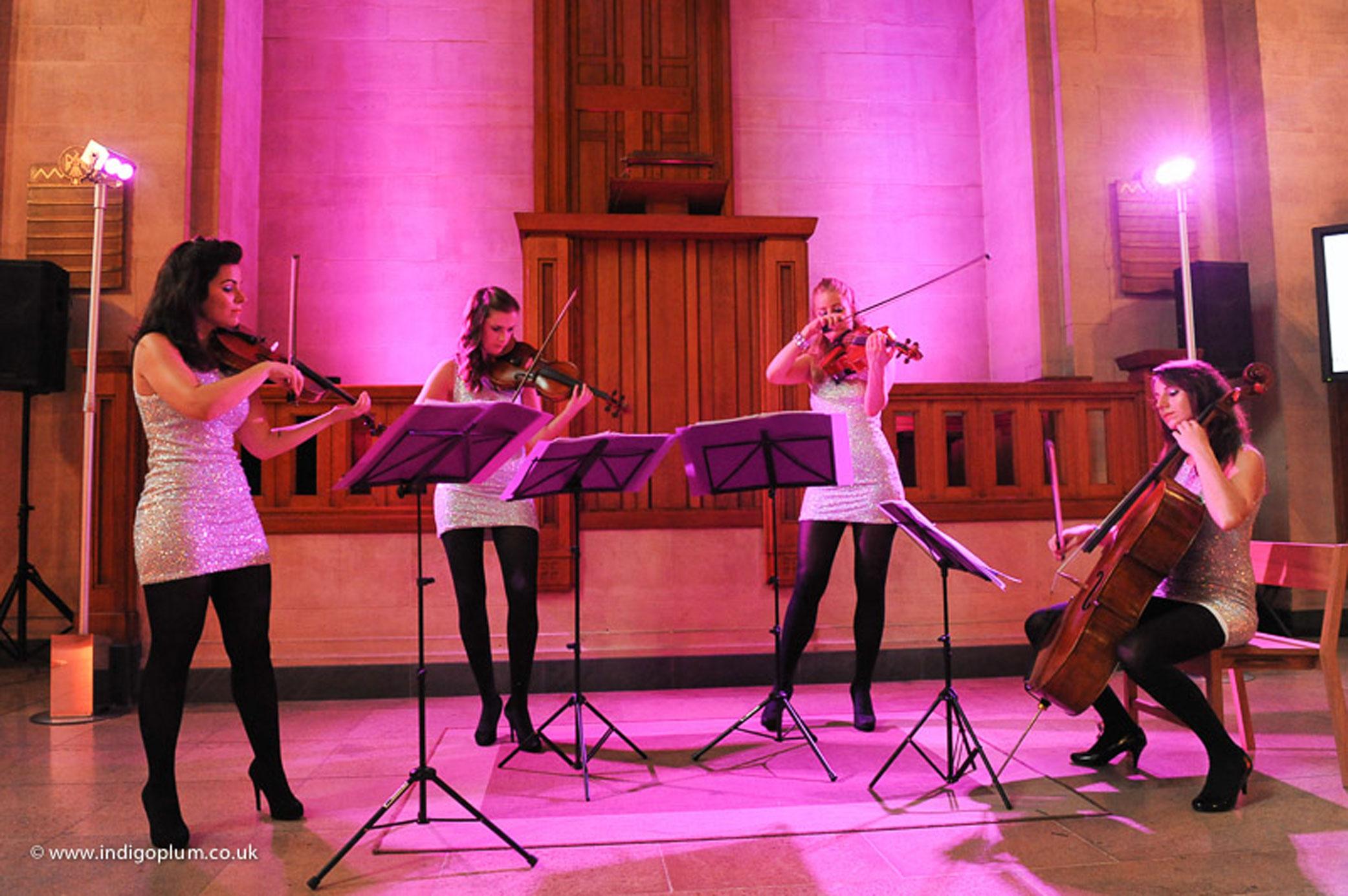 The Pop Quartet - Pop String Quartet
