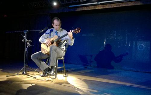 Marcus Hunt - Wedding Guitarist