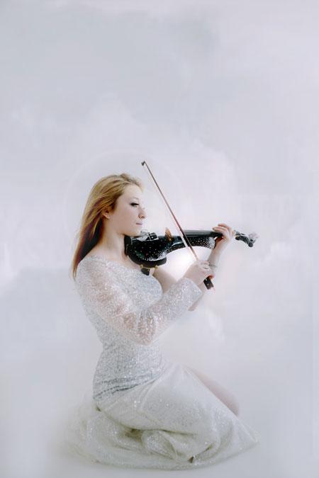 The Wedding Violinist - Electric Violinist