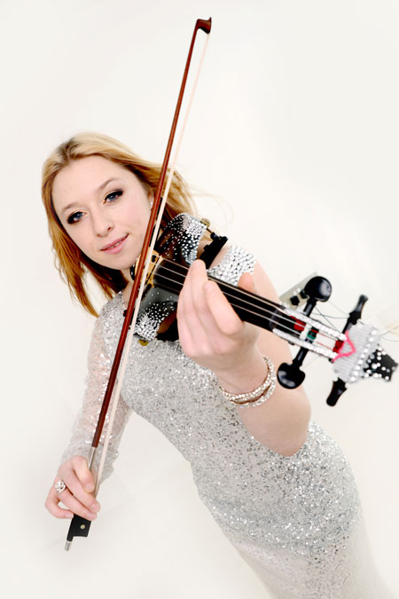The Wedding Violinist - Electric Violinist