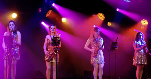 FourSax - Saxophone Quartet