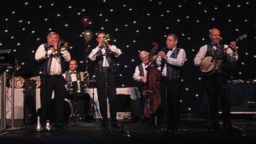The Yorkshire Dixieland Band - Dixieland Jazz Band