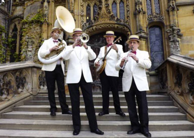 The Yorkshire Dixieland Band - Dixieland Jazz Band