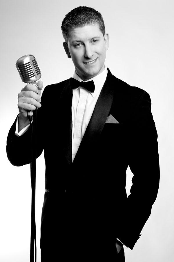 Andrew Christopher - Swing Singer