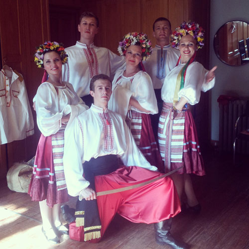 The Cossack Dancers  - Cossack Dancers