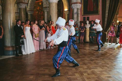 The Cossack Dancers  - Cossack Dancers
