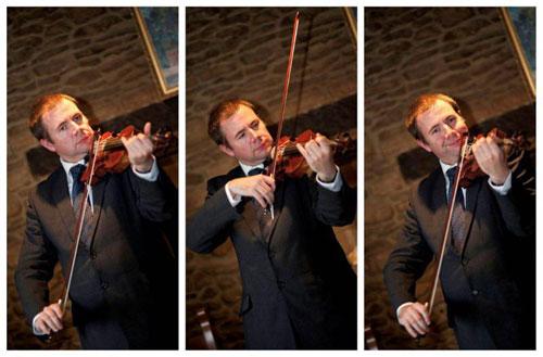 Steven James - Violinist & Pianist