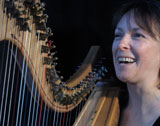 Mandy Fraser - Traditional Harpist