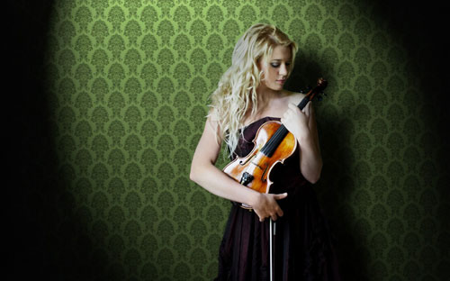 Kathryn the Violinist - Electric Violinist